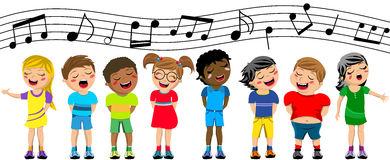 Afbeeldingsresultaat voor zingen kinderen